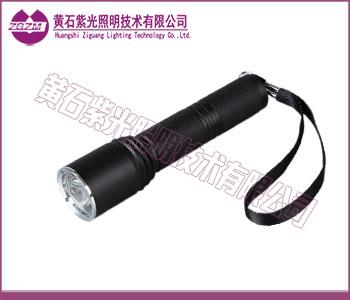 消防用强光防爆电筒-YJ1010紫光照明工厂