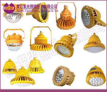 GB8035LED防爆灯配件_紫光GB8035工业照明灯